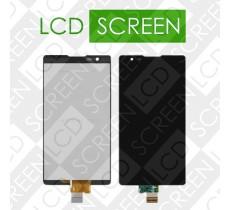 Дисплей для LG X Power X3 K220DS с сенсорным экраном, черный, модуль ( дисплей + тачскрин )