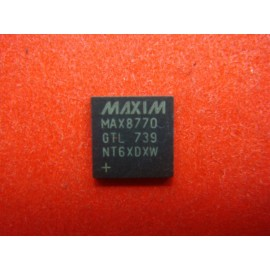 Maxim Max8770