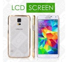 Чехол Devia для Samsung Galaxy S5 Glimmer Gold
