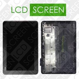Модуль для планшета Asus Transformer Book T101HA, черный, дисплей + тачскрин