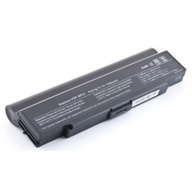 Батарея Sony VAIO VGN AR, C, FE, FS, FT, N, S, SZ, BPL2, BPS2, 11,1V 6600 mAh Black