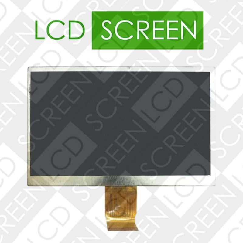 Дисплей JT070WV002A-FPC (V1.0) для планшета, 50 pin, 7