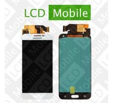 Дисплей для Samsung Galaxy E5 E500, E500H с сенсорным экраном, белый, модуль ( дисплей + тачскрин )