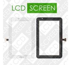Тачскрин для планшетов Samsung P3100 Galaxy Tab2 , P3110 Galaxy Tab2, белый (версия Wi-fi), touch screen, сенсорный экран