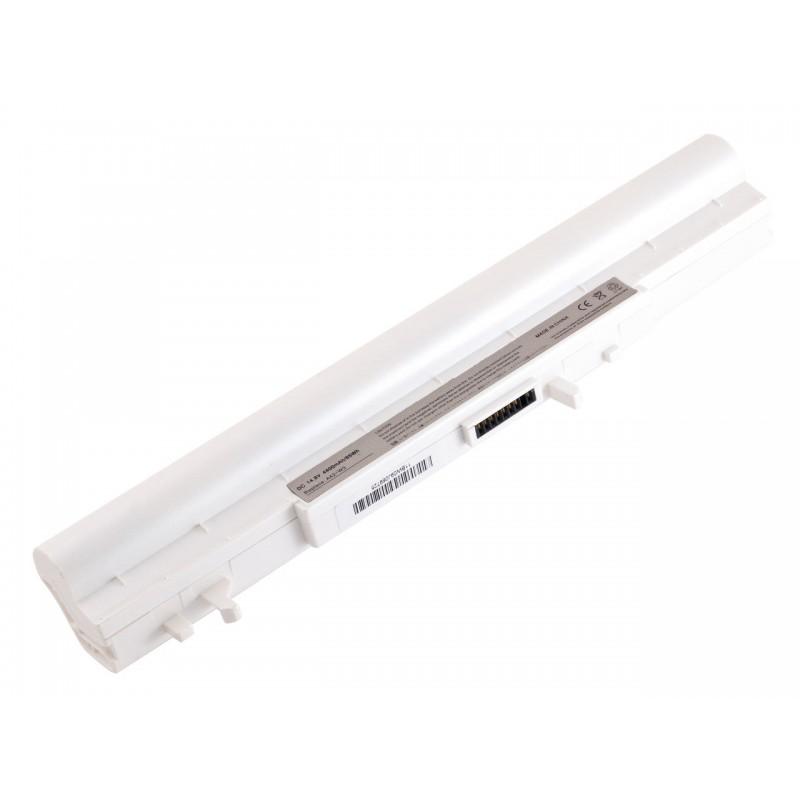 Батарея Asus W3, W3000, A41-W3, A42-W3, 14,8V 4400mAh White