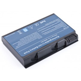 Батарея Acer Aspire 3100, 3690, 5100, 5110, 5610, 5630, 5650, 5680, 11,1V 4800mAh Black