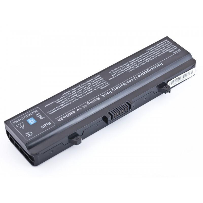 Батарея Dell Inspiron 1525, 1526, 1545, 11,1V 4400mAh Black
