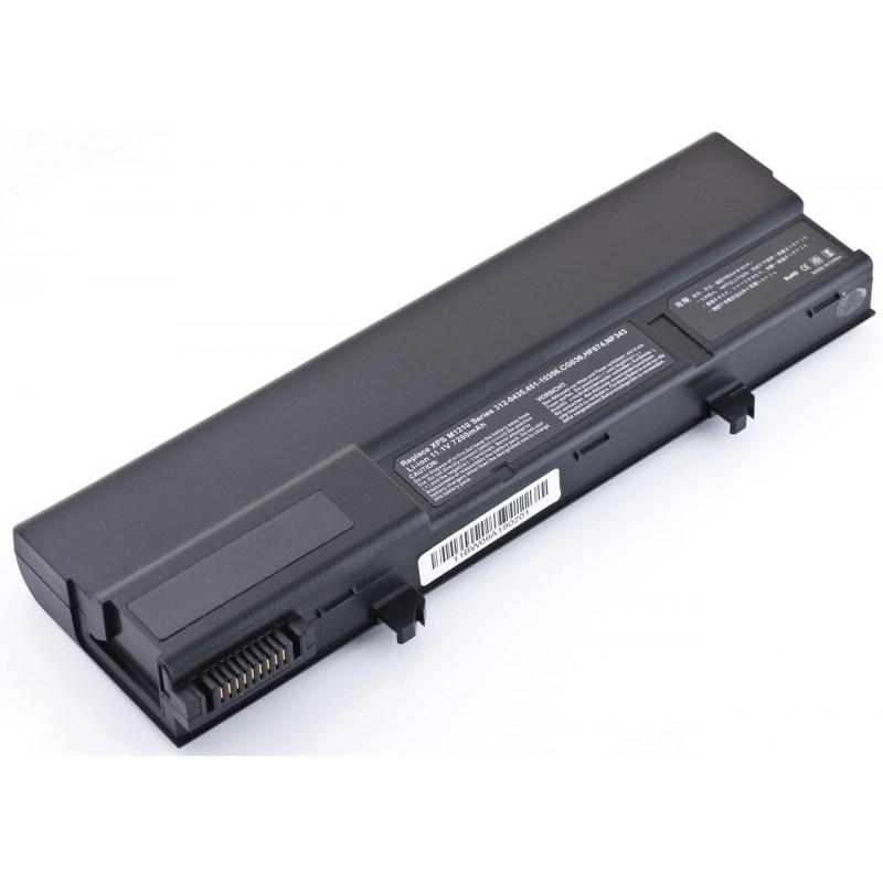 Батарея Dell XPS M1210, 11,1V, 7200mAh, Black