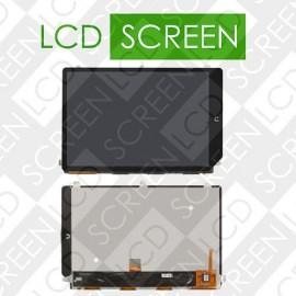 Дисплей для планшета Nook HD+ 9, черный, с cенсорным экраном, (тип 1), LTL090CL02-001
