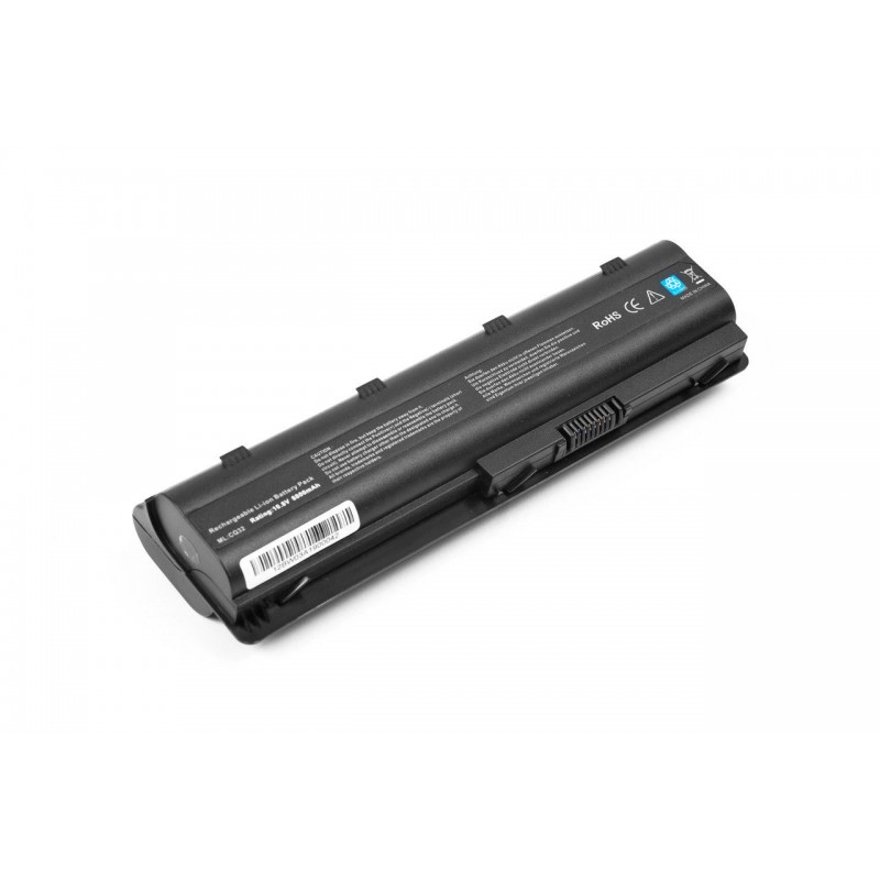 Батарея HP CQ32, CQ42, CQ62, G62, G72, G42, HSTNN-181C, 10,8V 8800mAh Black