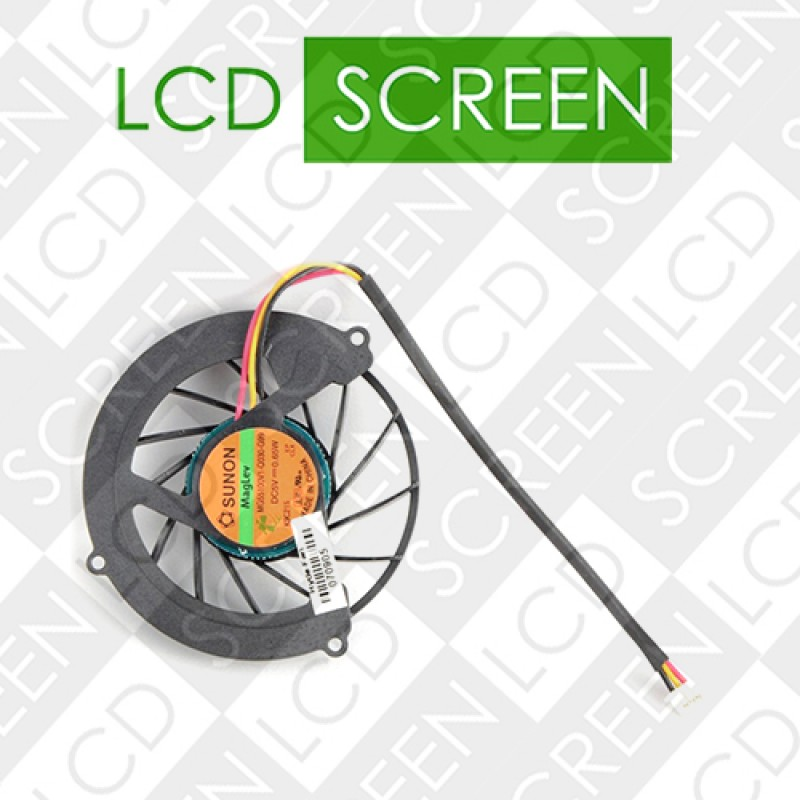 Вентилятор для ноутбука ACER ASPIRE 4535, 4535G, 4540, 4540G, 3PIN (MG55100V1-Q030-G99 / AD5005HX-TC3 / AT07R007ZA0 / DC 5V 0.18A), кулер