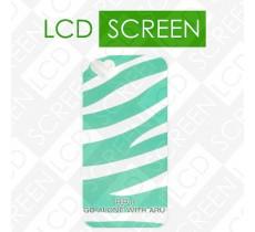 Чехол ARU для iPhone 5S Zebra Stripe Green