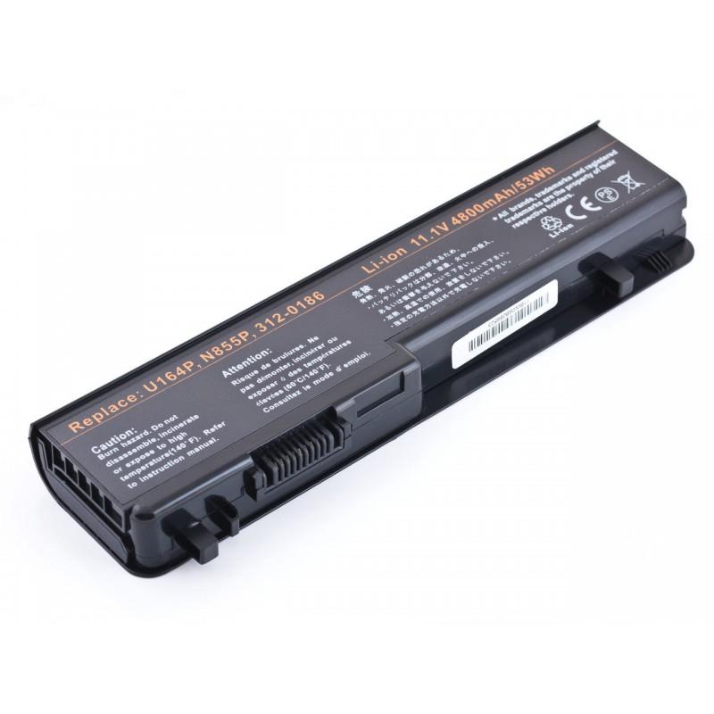 Батарея Dell Studio 1745, 1747, 1749, N855P, U164P, 11,1V 4800mAh Black