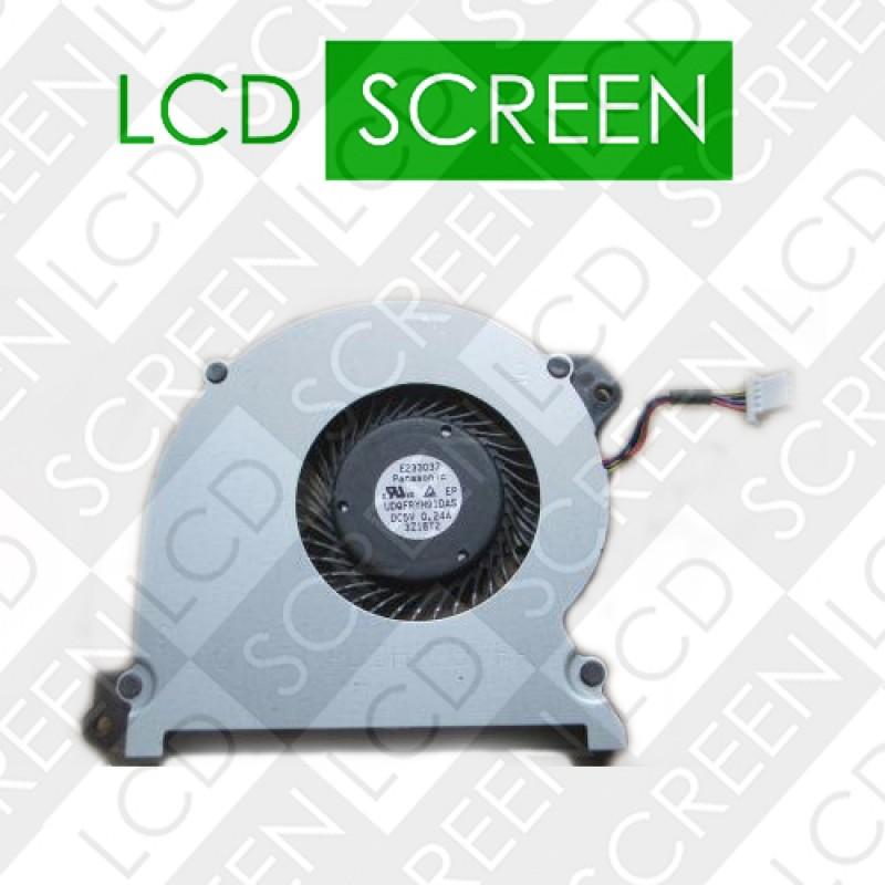 Вентилятор для ноутбука ASUS Pad Transformer Book TX201LA, X201L (UDQFRYH91DAS, 13NB03I1P16011), кулер