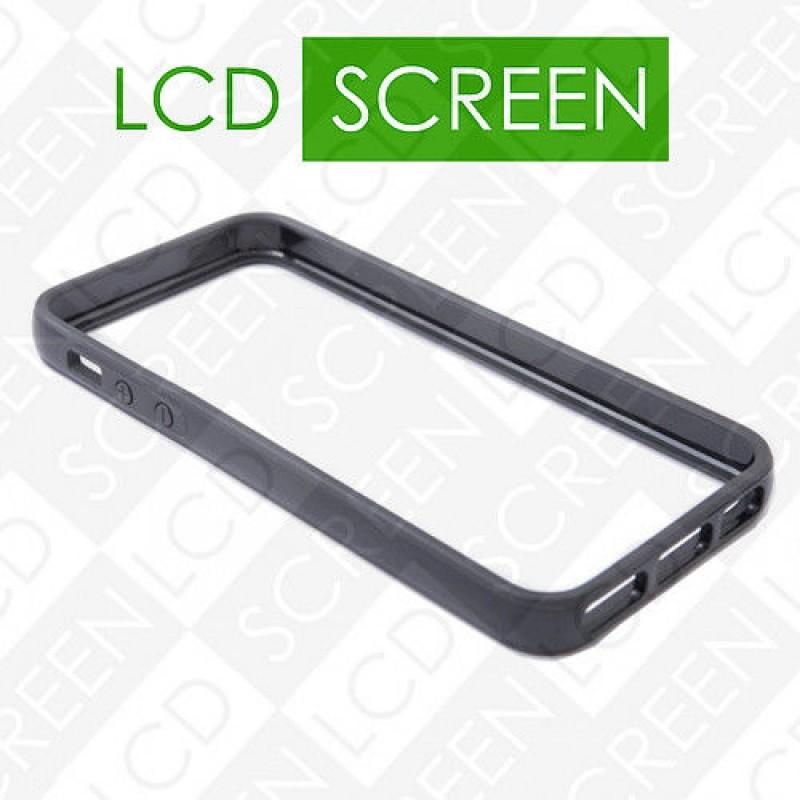 Бампер Devia для iPhone 5/5S Crystal Black