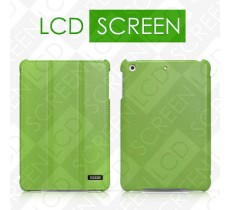 Чехол iCarer для iPad Mini/Mini2/Mini3 Ultra-thin Genuine Green (RID794)