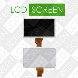 Дисплей для планшета China-Tablet PC 7, AT070TN90 V.1, V.2., KX0705001, KR070PB2S