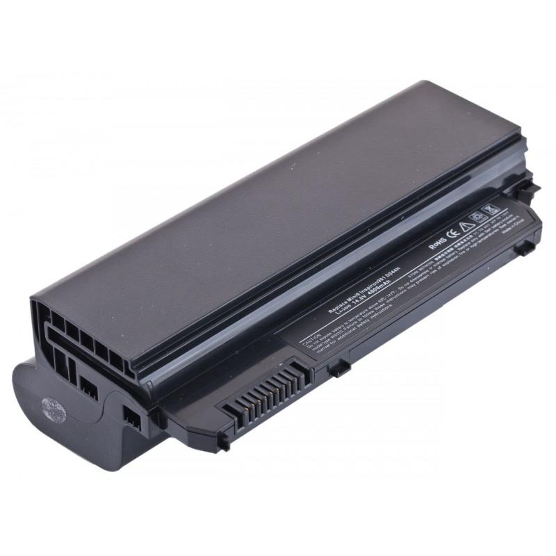 Батарея Dell Inspiron Mini 9, Mini 12, Mini 910, 14,8V, 4800mAh, Black