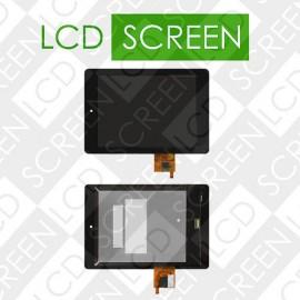 Модуль для планшетов 8 Acer Iconia Tab A1-810, A1-811, черный, дисплей + тачскрин