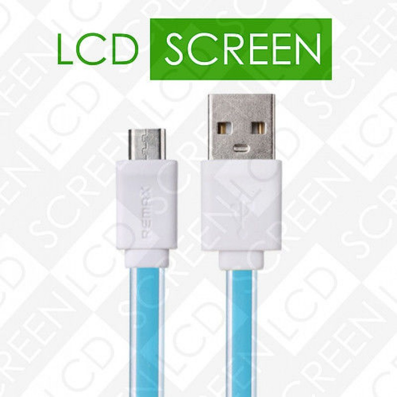 Кабель Remax Color Cable Micro USB Blue