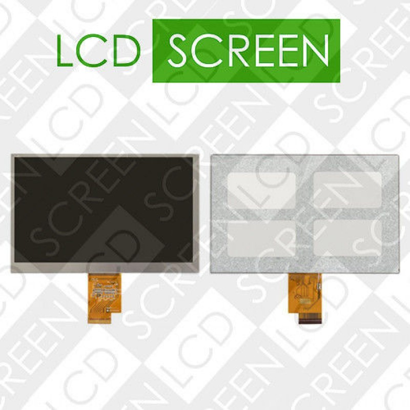Дисплей для планшета China-Tablet PC 7, AT070TNA2, матрица
