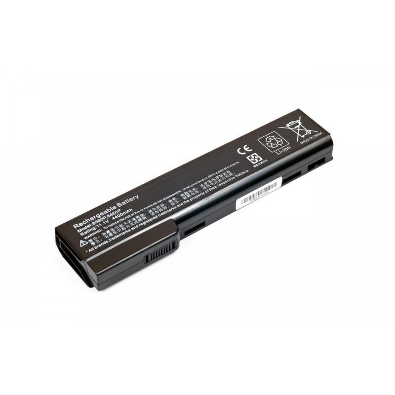 Батарея HP EliteBook 8460, 8560, ProBook 6360, 6460, 6560 11,1V, 4800mAh, Black
