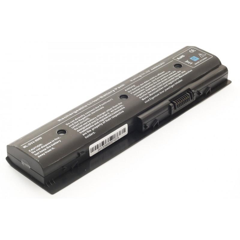 Батарея HP Pavilion DV6-7200 11,1V 4400mAh Black