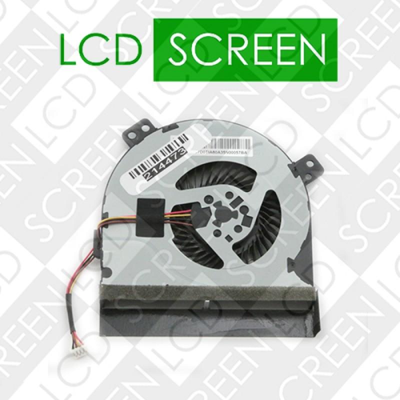 Вентилятор для ноутбука LENOVO IdeaPad Z400, Z400A, Z500, Z500A, P500 (90202308), кулер