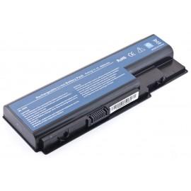 Батарея Acer Aspire 5720, 6530, 6930, 7738, 8530 Extensa 5630, 7230, 7620 11,1V 4400mAh Black