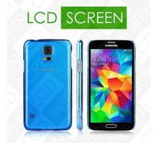 Чехол Devia для Samsung Galaxy S5 Glimmer Blue
