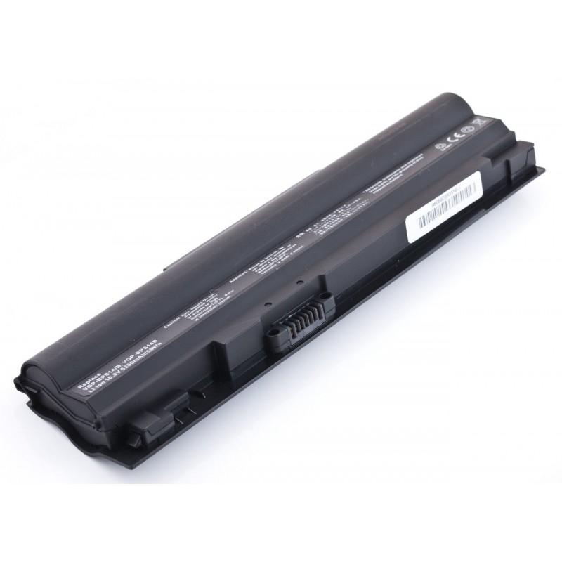 Батарея Sony VAIO VGN-TT Series, BPS14, 10,8V 5200 mAh Black