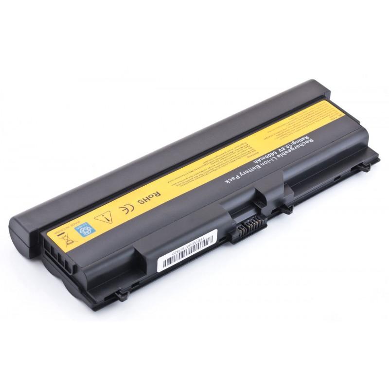 Батарея Lenovo ThinkPad E40, E50, T410, T510, SL410, SL510, 42T4752, 11,1V 6600mAh Black