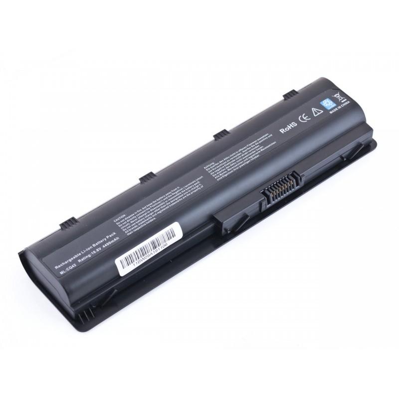 Батарея HP CQ32, CQ42, CQ62, G62, G72, G42, HSTNN-181C, 10,8V 4400mAh Black