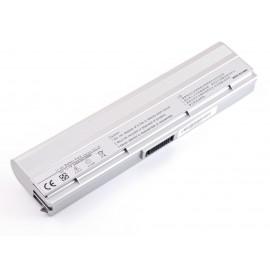 Батарея Asus U6, A32-U6, 11,1V 4400mAh Silver