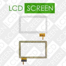 Тачскрин для планшета Assistant AP-100, AP-101; Globex GU110A; GoClever Tab A1, touch screen, сенсорный экран