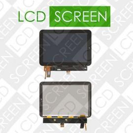 Модуль для планшета Nook HD+ 9, черный (тип 2), LTL090CL02-001, дисплей + тачскрин
