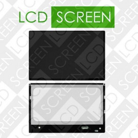 Дисплей для планшета Asus PadFone 2 A68, N101ICG L21 rev A1 ASUS code Rev.C2 Small Interface