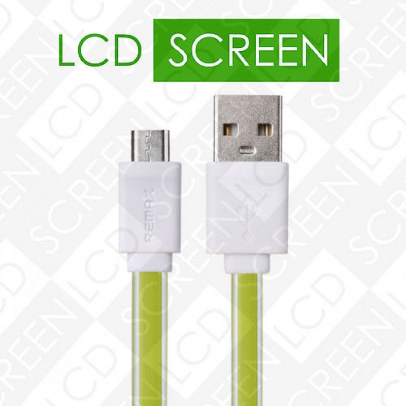 Кабель Remax Color Cable Micro USB Yellow