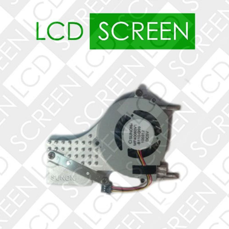 Вентилятор для ноутбука HP MINI 110-3000 series, CQ10 with heatsink (MF40060V1-B110-G99), кулер