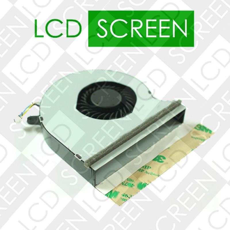 Вентилятор для ноутбука ASUS G750JM, G750JX, G750JW (ДЛЯ ВИДЕОКАРТЫ) (13NB00N1M04011), кулер