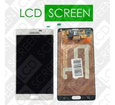 Дисплей для Samsung Galaxy Note 4 N910H с сенсорным экраном, белый, модуль ( дисплей + тачскрин ), оригинал