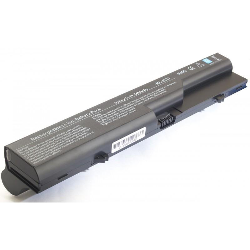 Батарея HP ProBook 4320, 4420, 4520, 4720, Compaq 320, 420, 620, 625 11, 1 6600mAh Black