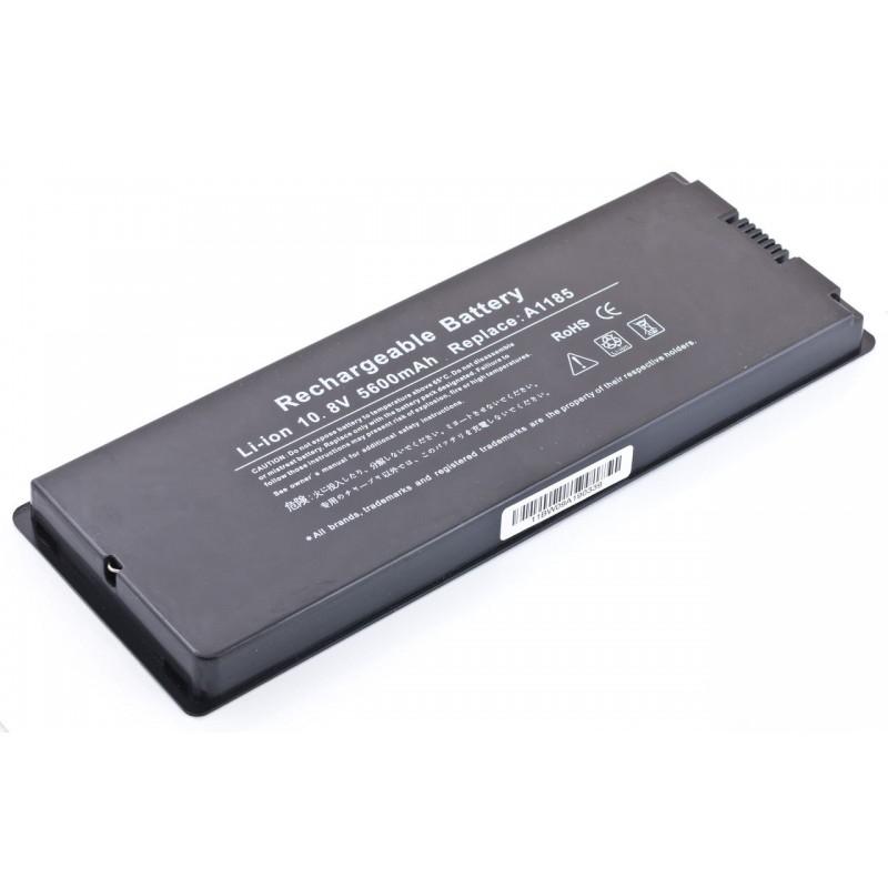 Батарея Apple MacBook 13 A1185, 10,8V 5600mAh Black