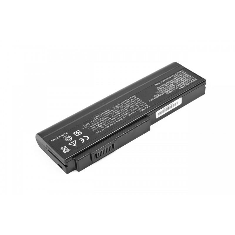 Батарея Asus M50, M51, X55, X57, G50, N61, X64, 11,1V, 6600mAh, Black