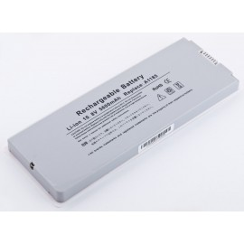 Батарея Apple MacBook 13 A1185, 10,8V 5600mAh Gray