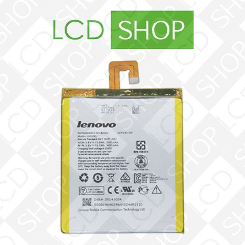 Аккумулятор для планшета Lenovo S5000, Lenovo Tab 2 A7-20, A7-30, A7-10F (L13D1P31)