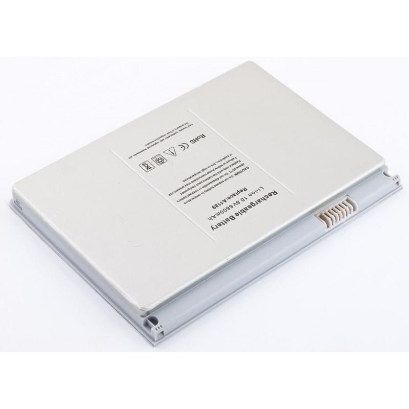 Батарея Apple MacBook Pro 17 A1151 A1189, 10,8V 6600mAh Gray