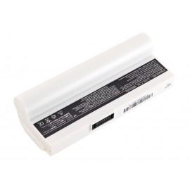 Батарея Asus Eee PC 901, 1000, 7,4V 6600mAh White