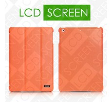 Чехол iCarer для iPad Air Ultra-thin Genuine Orange (RID501)
