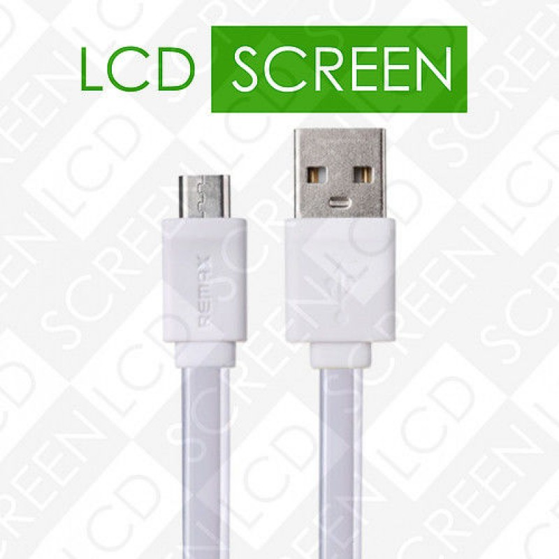 Кабель Remax Color Cable Micro USB White